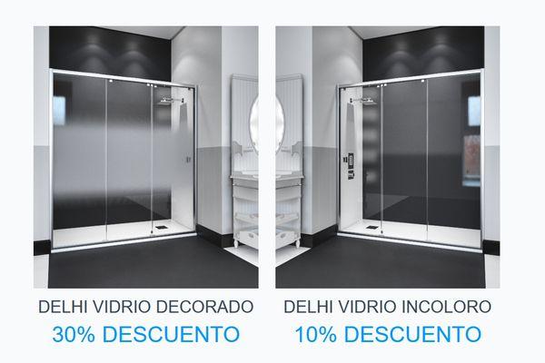 Descuentos de hasta el 30% en mamparas de ducha Delhi