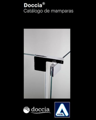 Catálogo de Mamparas de ducha y baño de Doccia Group