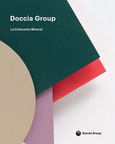 Catálogo de Platos de ducha de Doccia Group