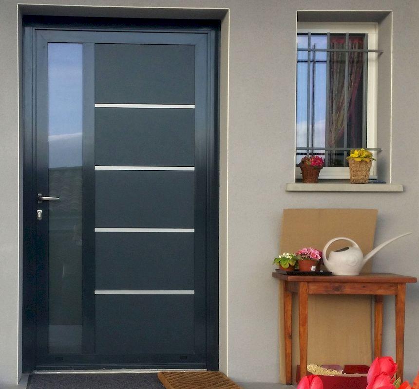 Paneles ALUMINIO y PVC en aluminio, pvc, cristal y acero