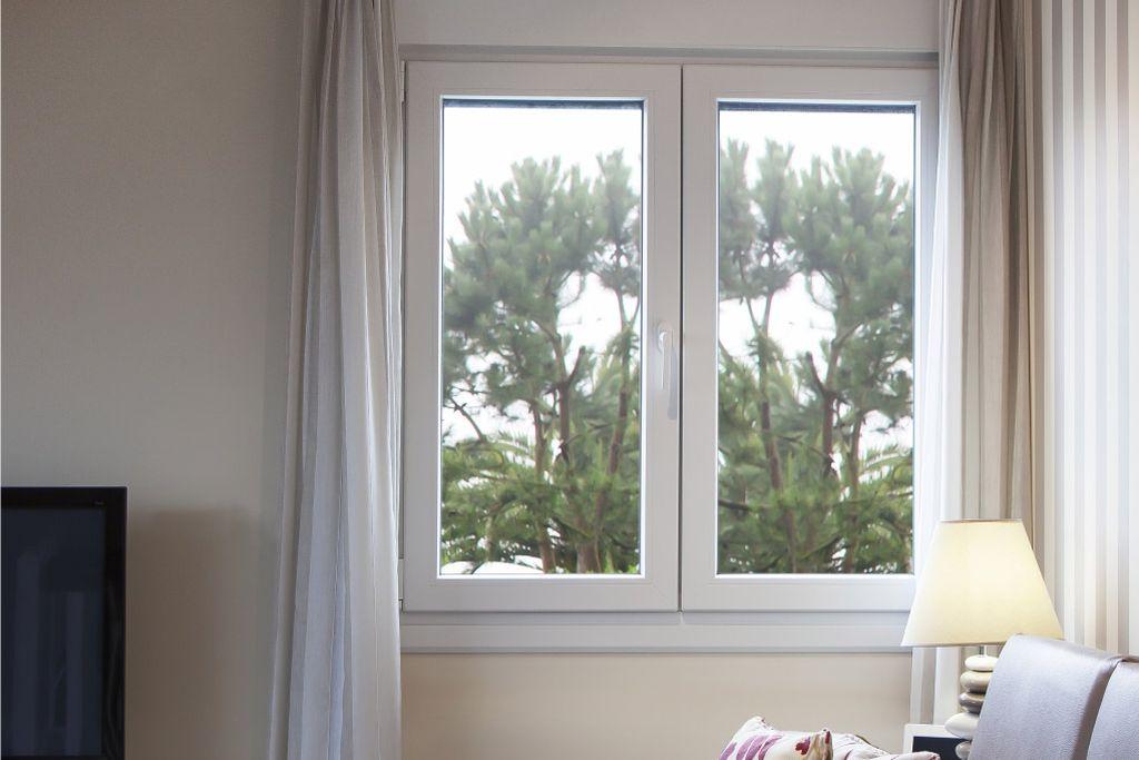 ventanas de ALUMINIO cortizo