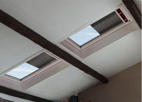 Ventanas de Techo para tejados roto