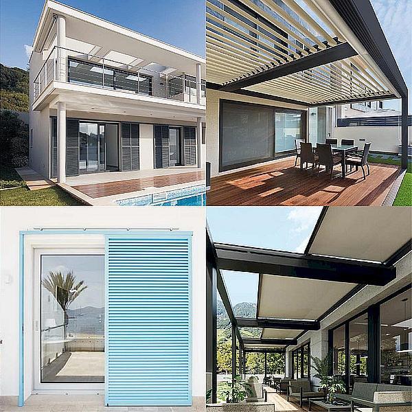 Persianas y Estores ventanas cerramientos ainslantes aluminio pvc